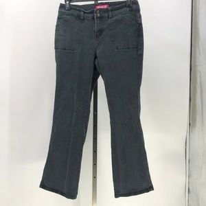 Zana di jeans faded black wash womens size 14